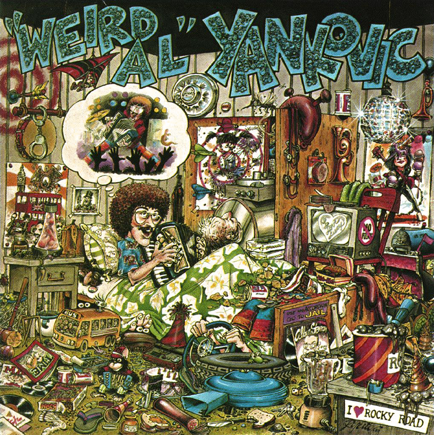 Weird Al Yankovic's First Record